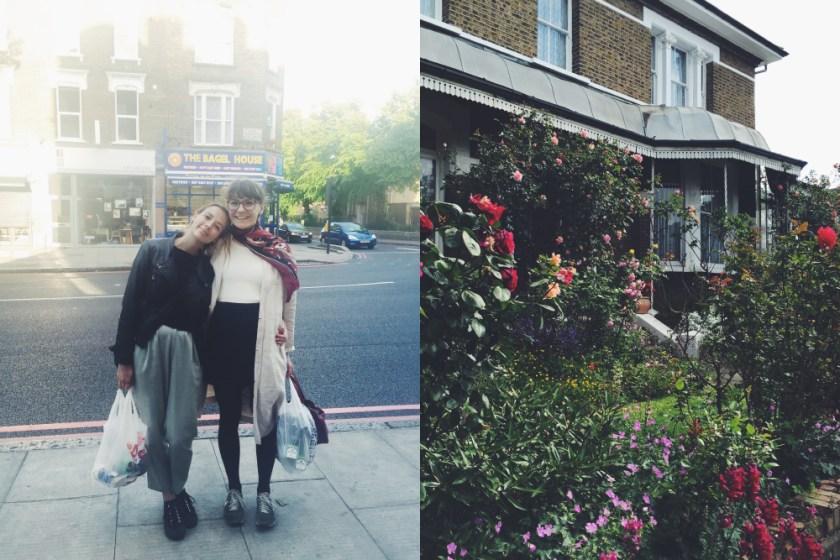 sofia och rosträdgård