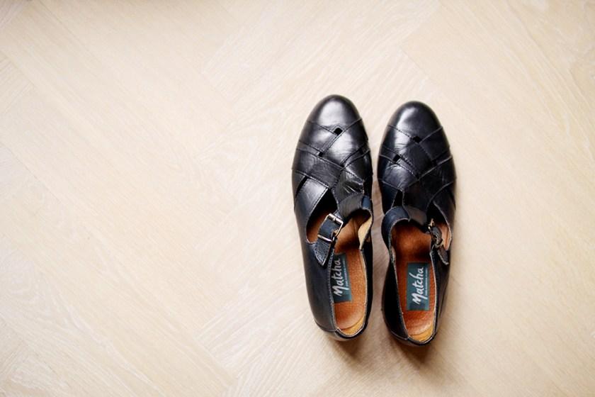 vintage sandaler
