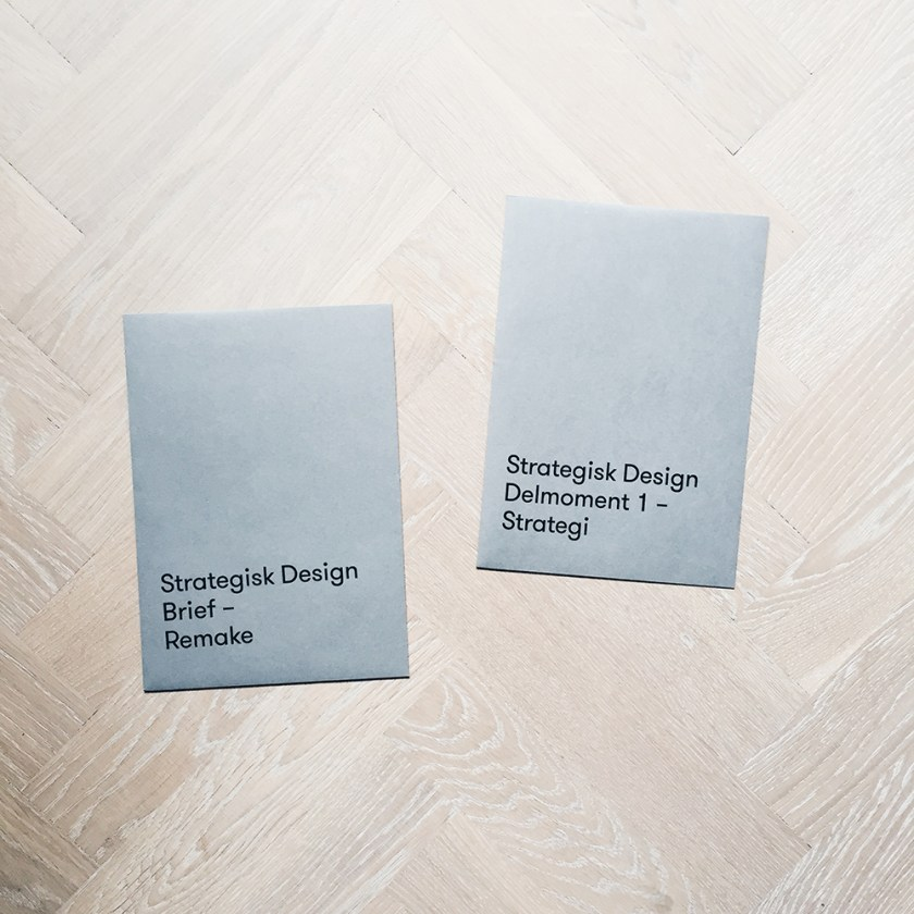 strategisk design