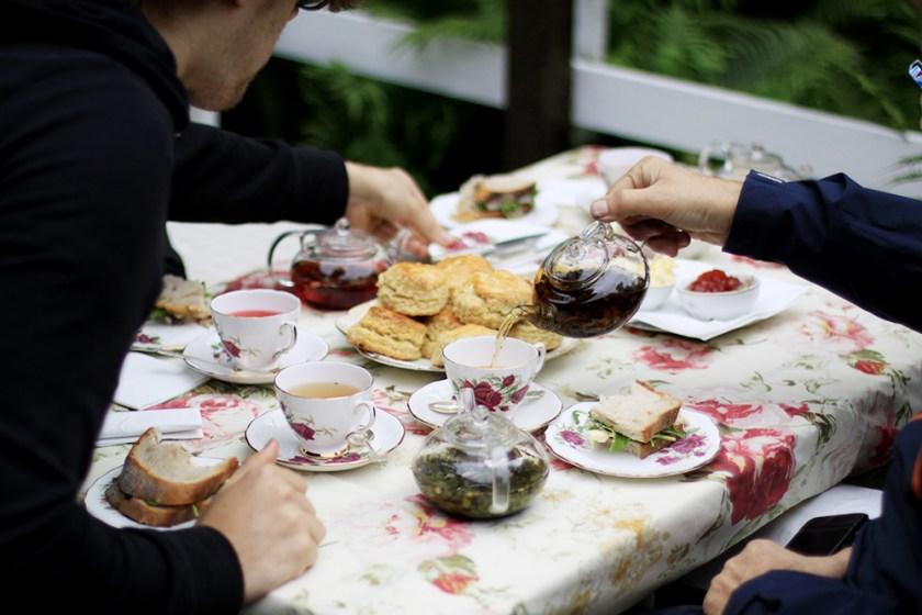 the tea room allebäck