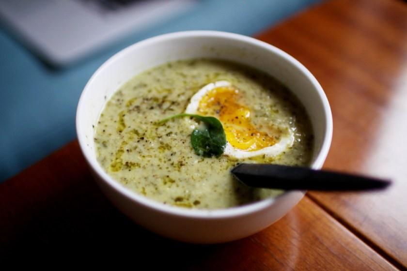 olivehummer-soppa