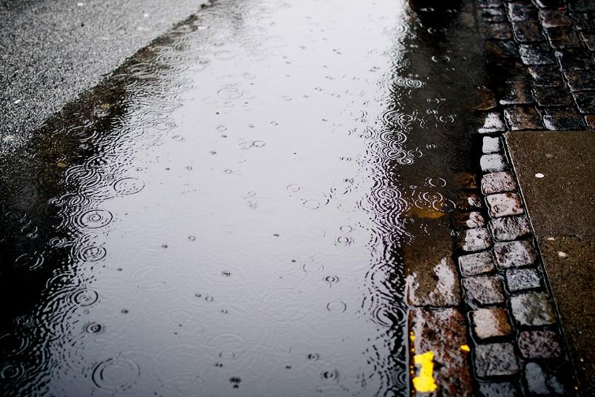 vi åkte till köpenhamn: gick på regnvåta gator & åt gatumat vid en brasa