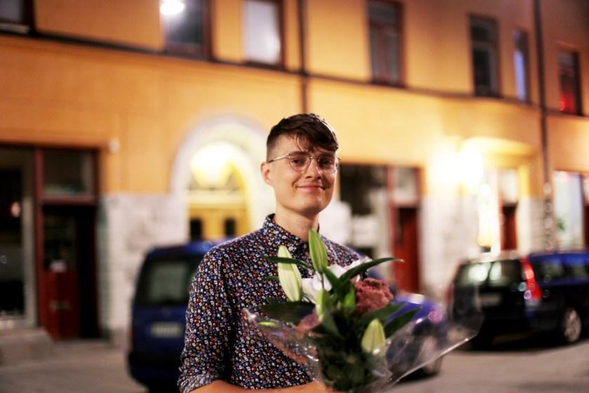 floras releasefest för »stanna«3