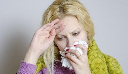 花粉症で頭痛や微熱・悪寒も起きる?目の奥が痛い時の原因や治し方