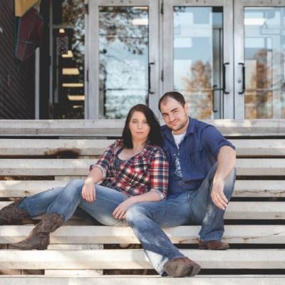 Amanda + Jeff | Rockford, Illinois Engagement Photographer