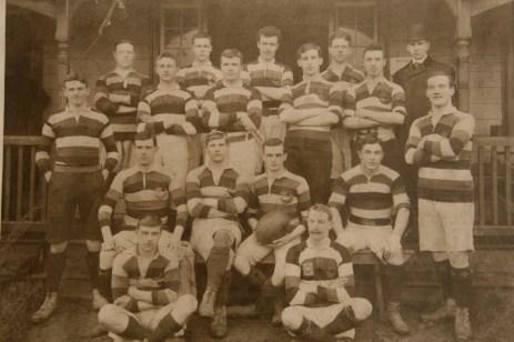 Saracens 1st XV 1902-03