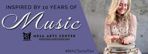 Mesa Arts Center Social Campaign