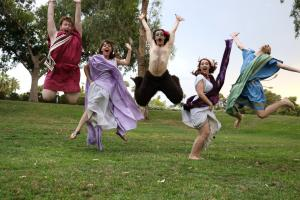 A Midsummer Night's Dream- Theatre Press Photos