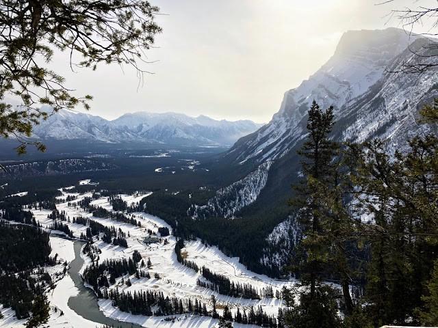 加拿大洛磯山脈自駕遊行程(4) – 班夫推薦必去景點