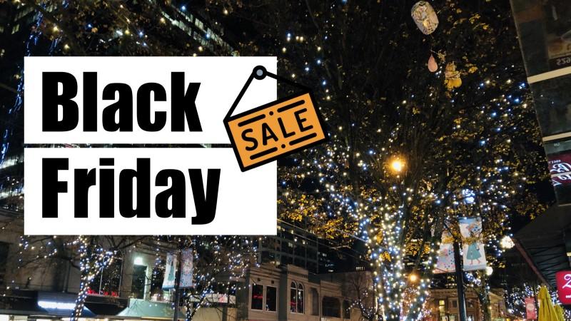 溫哥華一年一度的黑色星期五- 家電、家具、服飾、美妝、旅遊、電信等共29個一定要知道的優惠!