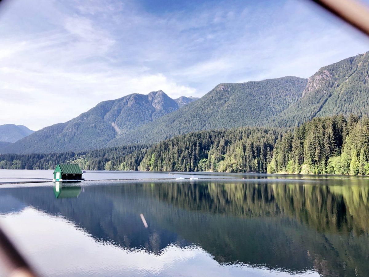 夏天就是要爬山呀!一起去看水壩與漫步森林!溫哥華 Capilano River Regional Park