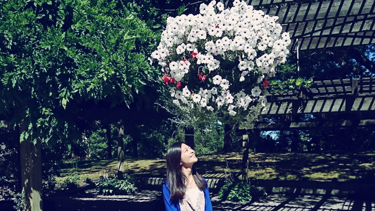 [溫哥華旅遊]Vandusen Botanical Garden 6000種的花草樹木與值得一闖的迷宮