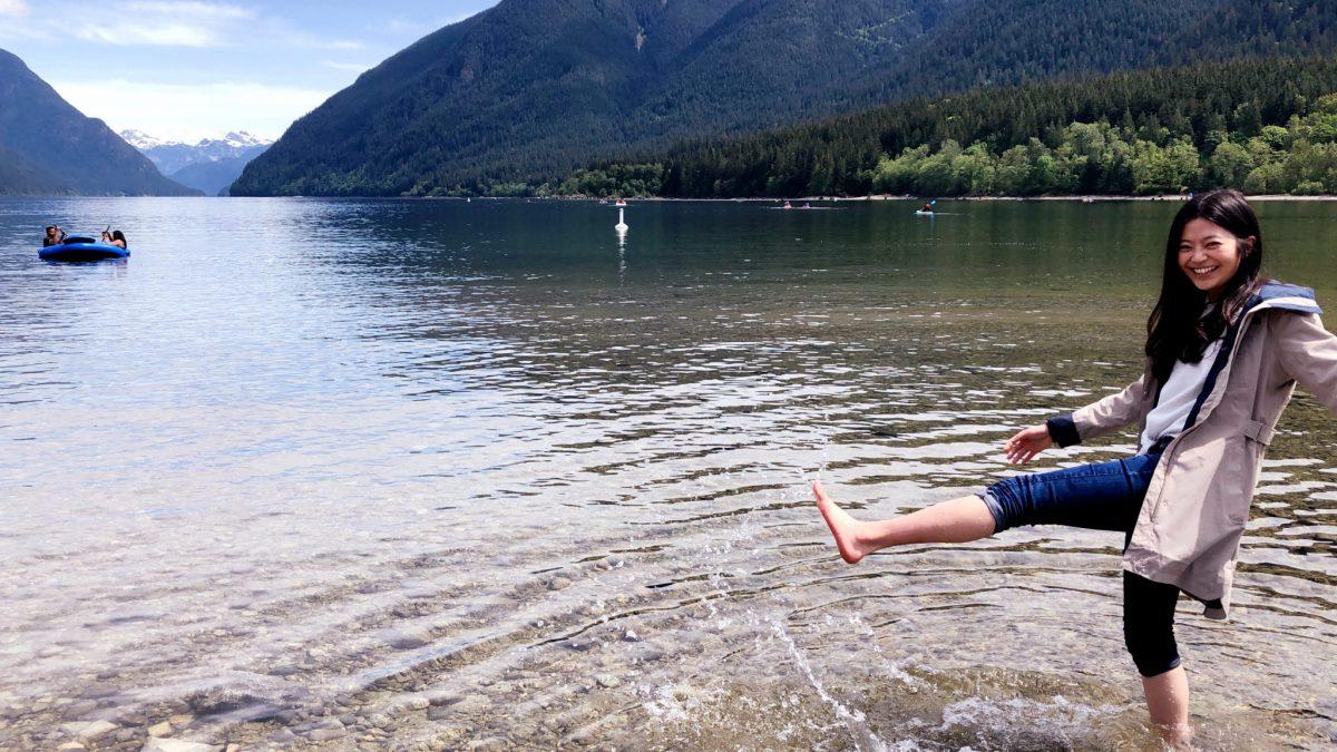夏日划船好去處!Golden Ears Provincial park- 離溫哥華市區僅約1 個鐘頭