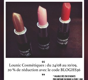 lounic cosmétiques