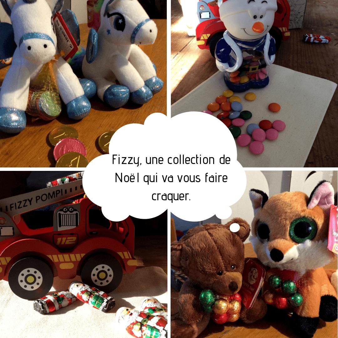 Fizzy, une collection de Noël qui va vous faire craquer.
