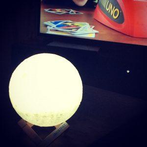 Lampe lune 3D taotronics