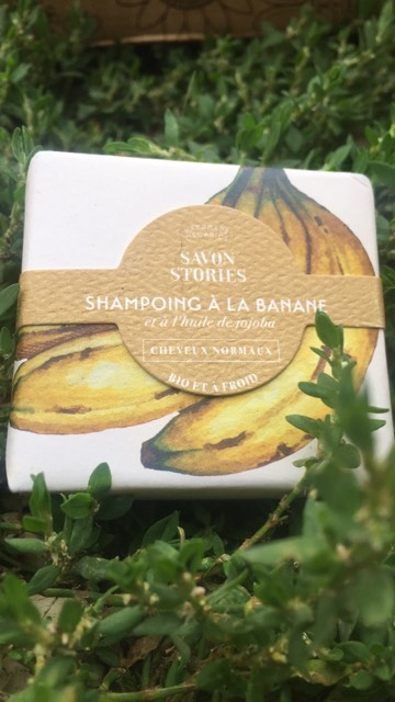Shampoing solide Bio pour chevaux normaux : Savon Stories.