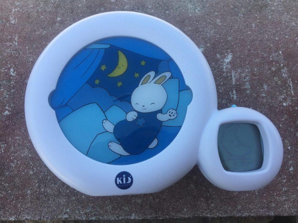 Kid'Sleep Moon : l'avis d'une maman sur ce réveil d'apprentissage.