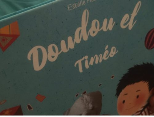 Unique Editions met en scène le doudou de nos enfants.