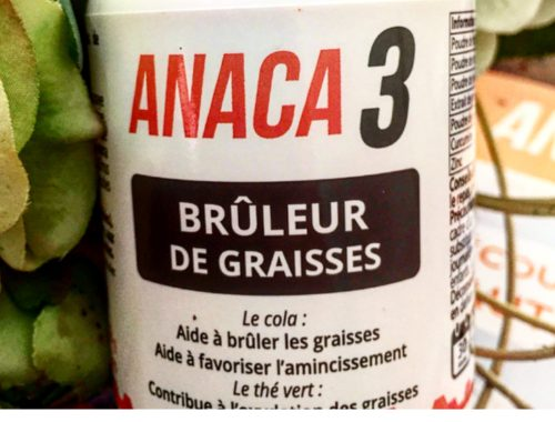 Anaca 3 brûleur de graisses, est-ce que ça fonctionne ?