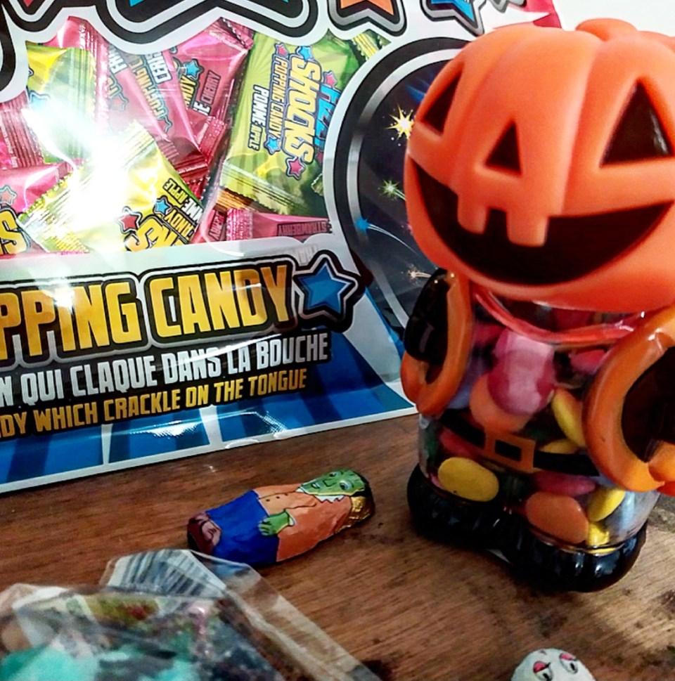 Fizzy Distribution ou comment se préparer à faire Halloween.