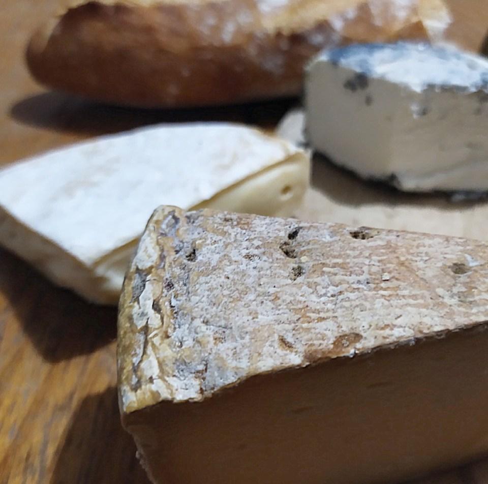 La boîte du fromager, entre découverte et dégustation.