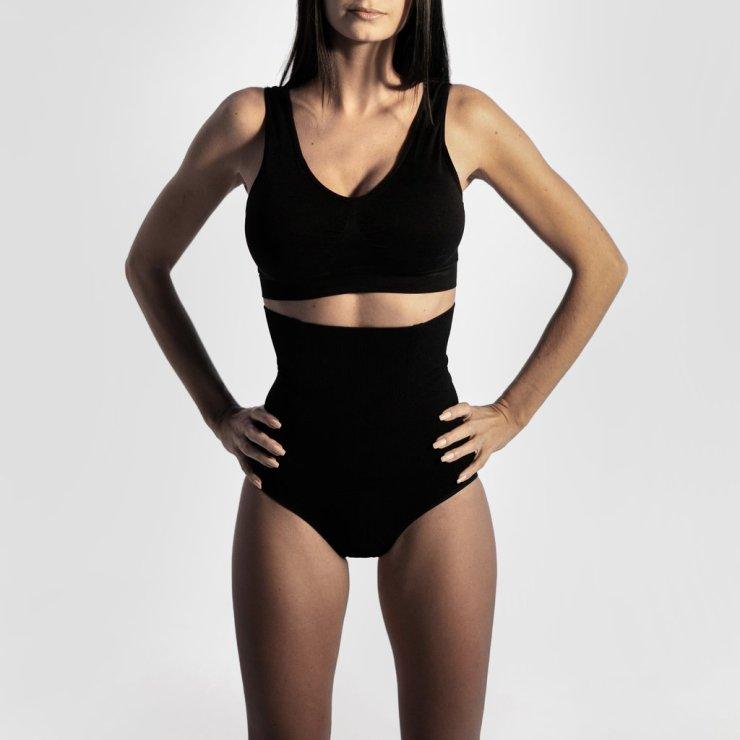 Slimiies, zoom et avis sur le panty de la gamme gaines amincissantes.