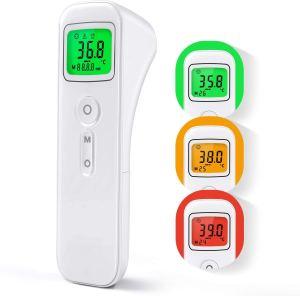 Pourquoi j'ai opté pour un thermomètre frontal Bioland ?