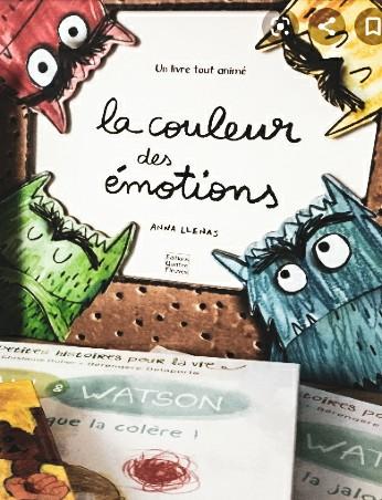 Ma sélection de 10 livres pour parler des émotions à son enfant.
