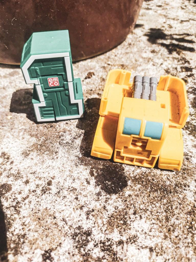 Avis sur les Pocket Morphers : Un, deux, trois… Transformation !