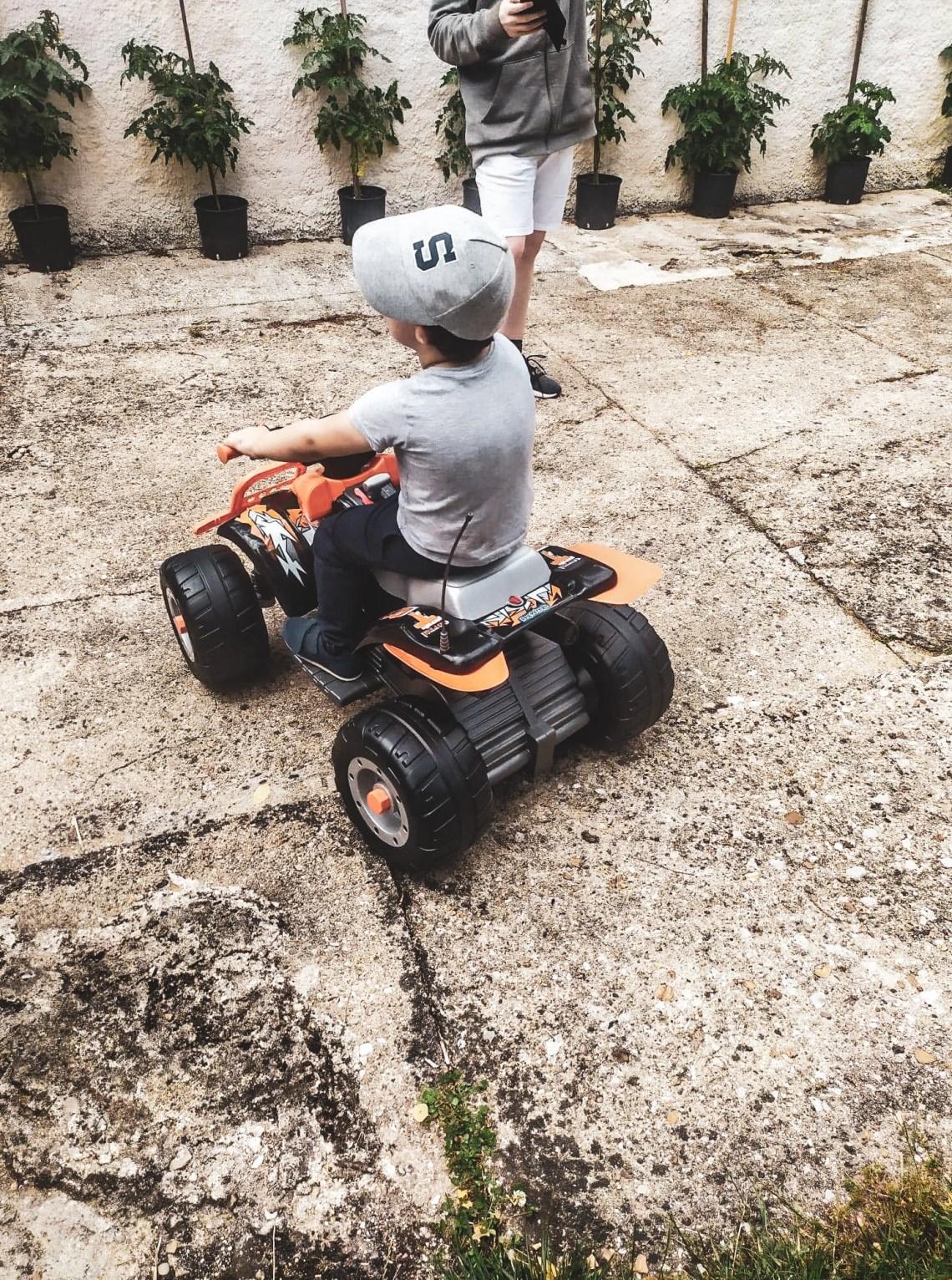 4 astuces pour bien choisir un quad pour son enfant ?