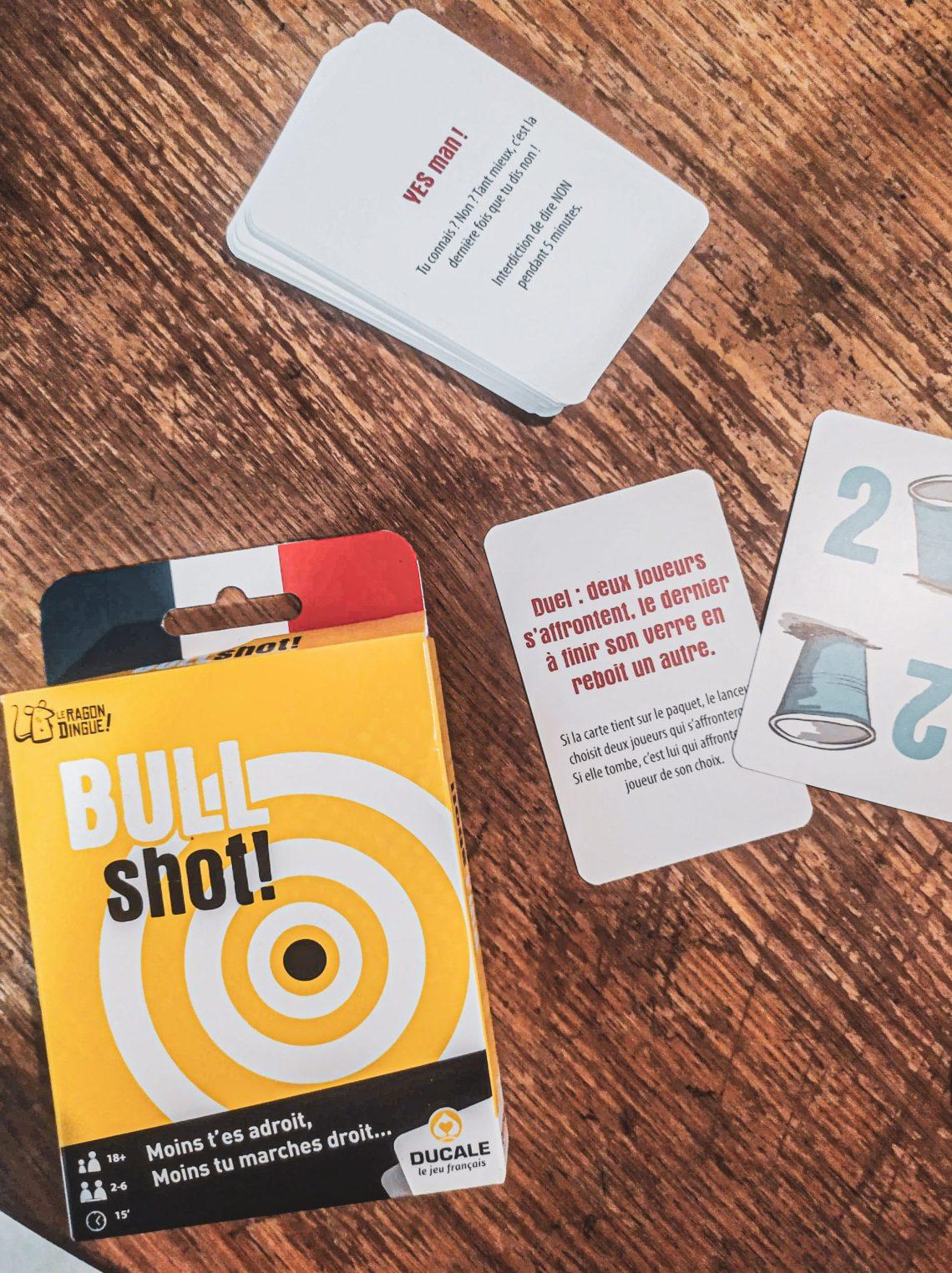 Le jeu Bull Shot de Ducale, est-ce un bon jeu d'ambiance ?