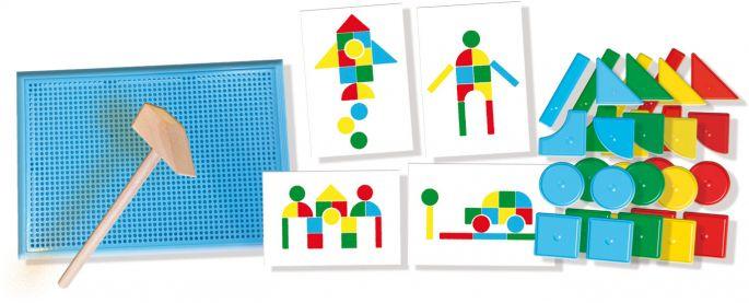 Développer la motricité de son enfant avec le Tap Tap SES Créative ?
