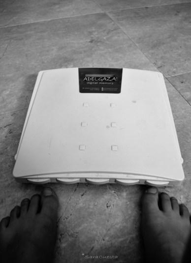 obsesión por el peso
