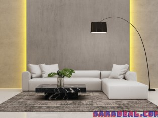 Give A Stylish Makeover To Your Living Room With Eco-Friendly Interior Paints