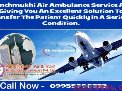 Emergency Patient Diagnosis in Air Ambulance in Delhi-Panchmukhi