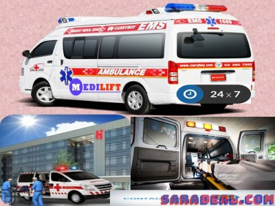 Medilift Ambulance Service in Purnia – Available without any Hidden Cost