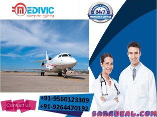 Renovate Advanced Healthcare by Medivic Air Ambulance in Mumbai