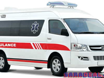 ICU ambulance service in Gosaintola by king ambulance service