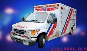 Best and low fare ambulance service by Kanchnatoli