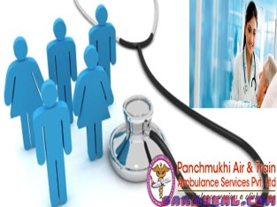 Take the Lowest Fare Home Nursing Service in Katihar by Panchmukhi