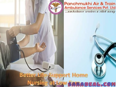 Select the Home Nursing Service in Hazaribagh for Enhanced Care by Panchmukhi