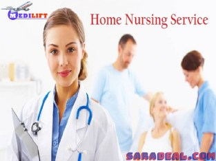 The Best Patient Care Service in Patna by Medilift Home Nursing