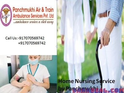 Take the Critical Care Home Nursing Service in Bokaro with Covid-19 Precautions