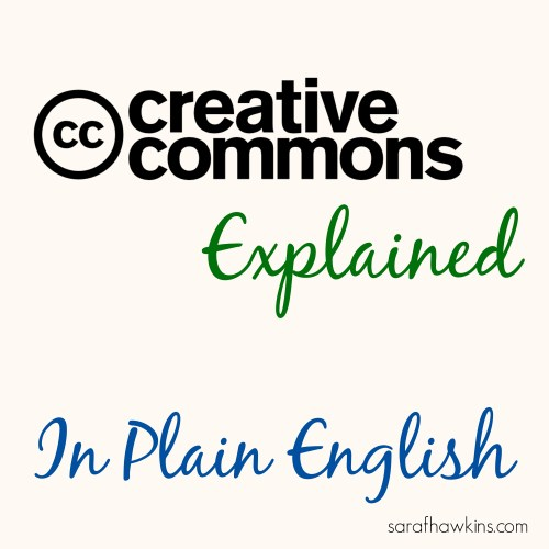 Creative Commons Explained