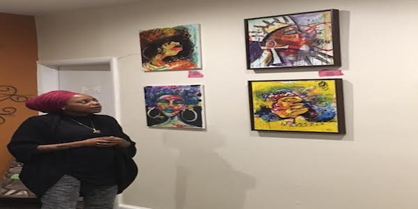Dad and Daughter Bring Art & Culture to Congress Heights