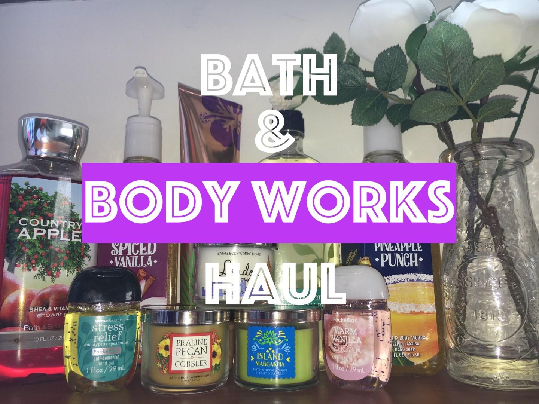 Bath & Body Works Haul | Huge Sale