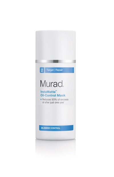 Murad's New InstaMatte Oil-Control Mask