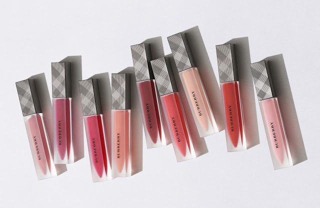 Burberry Unveils Liquid Lip Velvet