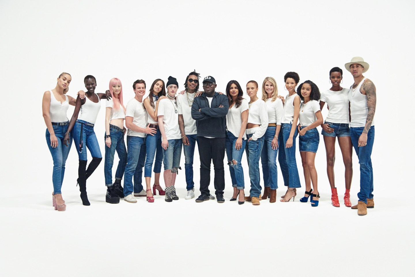 Gap Launches 'Bridging the Gap,' Edward Enninful's Directorial Debut